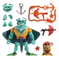TMNT Tortues Ninja - Super7 Ultimates Figures - Ray Fillet