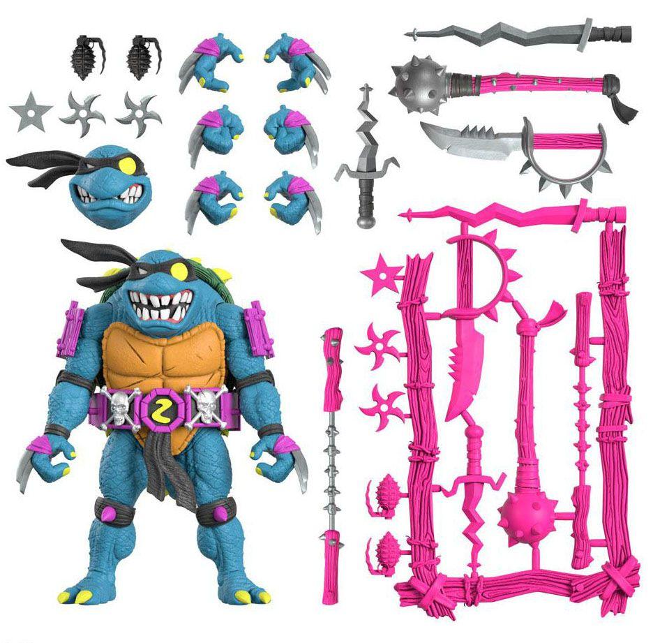 TMNT Tortues Ninja - Super7 Ultimates Figures - Slash