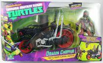 TMNT Tortues Ninja (Nickelodeon 2012) - Dragon Chopper