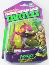TMNT Tortues Ninja (Nickelodeon 2012) - Fishface