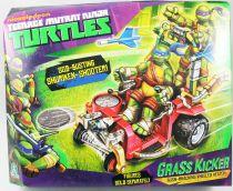 TMNT Tortues Ninja (Nickelodeon 2012) - Grass Kicker