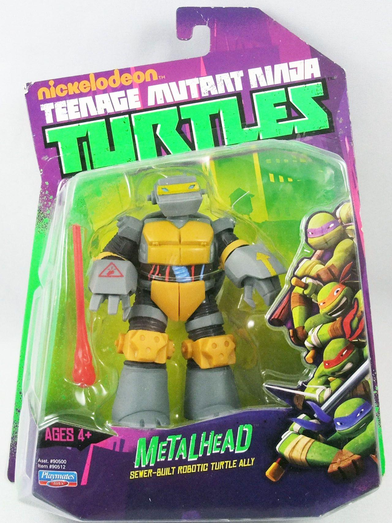 TMNT Tortues Ninja (Nickelodeon 2012) - Metalhead