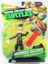 TMNT Tortues Ninja (Nickelodeon 2012) - Mondo Gecko