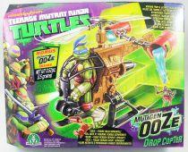 TMNT Tortues Ninja (Nickelodeon 2012) - Mutagen Ooze Drop Copter