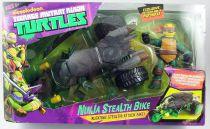 TMNT Tortues Ninja (Nickelodeon 2012) - Ninja Stealth Bike & Raphael