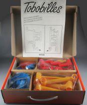 Tobobilles - Construction Circuits pour Billes - Nathan Kiddicraft 1984 Neuf Boite