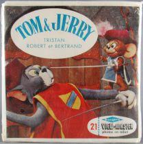 Tom & Jerry - Set of 3 discs View Master 3-D