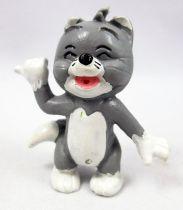 Tom & Jerry - Tom Junior - Figurine pvc Schleich 1981