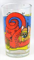Tom & Jerry - Verre à Moutarde Maille 1989 - n°16 La plongée