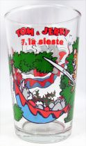 Tom & Jerry - Verre à Moutarde Maille 1989 - n°7 La sieste