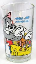 Tom & Jerry - Verre à Moutarde Maille 1989 - n°9 Le déjeuner