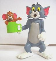 Tom & Jerry in mug - Comic Spain 1989