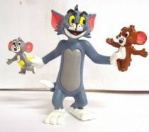 Tom, Jerry and Tuffy - Comic Spain 1989
