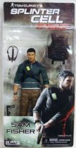 Tom Clancy\'s Splinter Cell Conviction - Sam Fisher - NECA Player Select figure