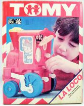 Tomy - The Loco - Toddler toy Mint in Box