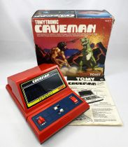 Tomy (Tomytronic) - Table Top - Caveman (Loose in Box)