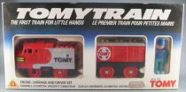 Tomy Train 1302 - Engine Carriage and Driver Set - Mint in Sealed Box