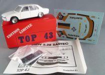 Top 43 Solido Réf 0022 BMW 528 Sartec Guitteny Neuve Boite