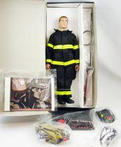 "Top Cop - American Fireman 12\"" figure - Real Heroes Inc."