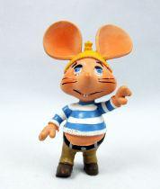 Topo Gigio - Figurine Pvc Disvenda - Topo Gigio en tenue de ville