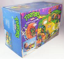Tortues Ninja - 1988 - Turtle Party Wagon (loose avec boite)