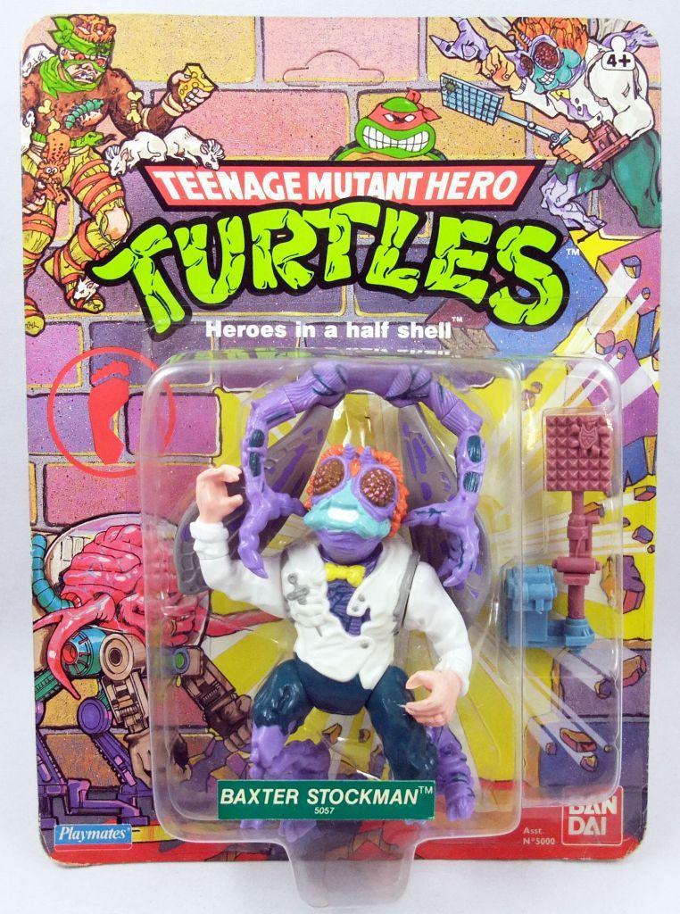 Tortues Ninja - 1989 - Baxter Stockman