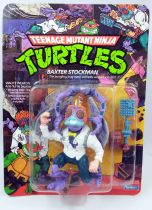 Tortues Ninja - 1989 - Baxter Stockman