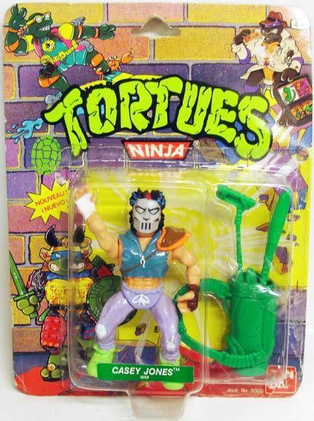 Tortues Ninja - 1989 - Casey Jones