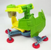 Tortues Ninja - 1989 - Crazy Artillery Retrocatapult (loose)