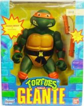 Tortues Ninja - 1989 - Giant Turtles Michaelangelo
