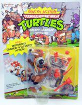 Tortues Ninja - 1989 - Wacky Action - Creepy Crawling Splinter