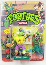Tortues Ninja - 1990 - Mondo Gecko
