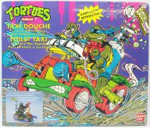 Tortues Ninja - 1990 - Toilet Taxi / Taxi-Douche