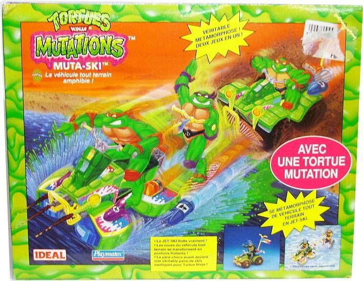Tortues Ninja - 1992 - Muta-Ski (avec Mutatin\' Leonardo)
