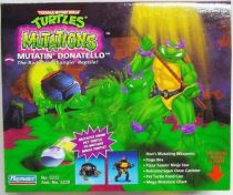 Tortues Ninja - 1992 - Mutations - Mutatin\' Donatello