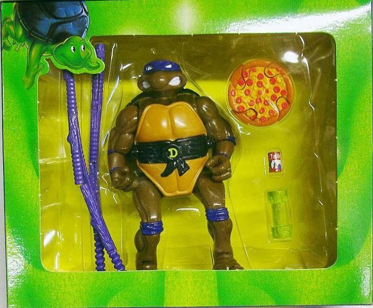 Tortues Ninja - 1992 - Mutations - Mutatin\' Donatello