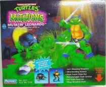 Tortues Ninja - 1992 - Mutations - Mutatin\' Leonardo