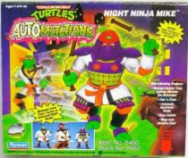 Tortues Ninja - 1993 - AutoMutations - Night Ninja Mike