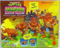 Tortues Ninja - 1993 - Mutations - Mutatin\' Rahzar