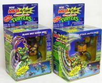 Tortues Ninja - 1993 - Ninja Action - Set des 4 Tortues