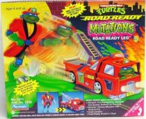 Tortues Ninja - 1993 - Road Ready Mutations - Road Ready Leo