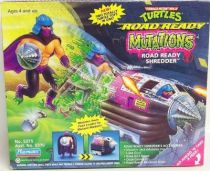 Tortues Ninja - 1993 - Road Ready Mutations - Road Ready Shredder