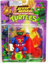 Tortues Ninja - 1993 - Sewer Heroes - Super Mike