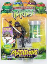 Tortues Ninja - 2003 - Mutations - Mutatin\' Donatello