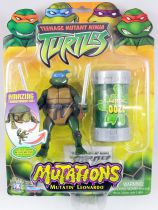 Tortues Ninja - 2003 - Mutations - Mutatin\' Leonardo
