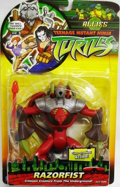 Tortues Ninja - 2005 - Razorfist