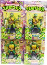 Tortues Ninja - 2012 - Classic Collection - Set des 4 Tortues : Léonardo, Raphael, Michelangelo, Donatello