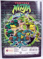 Tortues Ninja - Sticker Album Collecteur de vignettes - Merlin Collection 2003