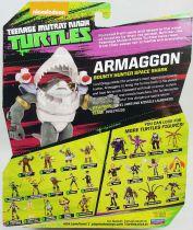 Tortues Ninja (Nickelodeon) - Armaggon