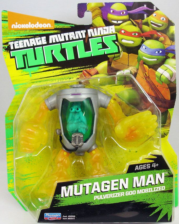 Tortues Ninja (Nickelodeon) - Mutagen Man
